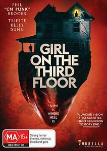 Girl On The Third Floor (DVD) NEW/SEALED [All Regions]