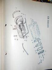 Gutbrod tracteur SUPERIOR 2500 - 379-0 : catalogue pièces