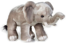 National Geographic Elephant African [36cm] Soft Plush Stuffed Animal Toy NEW