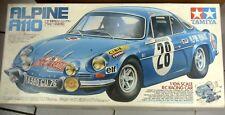 vintage TAMIYA 1/10 Renault Alpine A110 M02