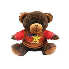 New Teddy Bear with Graphic Tee (Tennis Star - In Training) Tennis Gift Toy