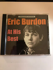 Eric Burdon - At His Best - Expanded Edition - CD! The Animals!