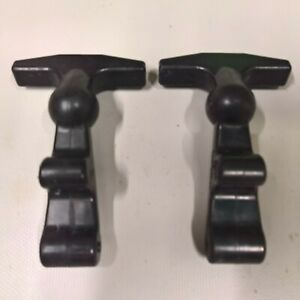 (2)Southco 37 Draw Latch Pull Type T handle Boat Marine EMPD Rubber USA Gun
