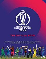 ICC Cricket World Cup 2019 Official Book Programme England Champions Final