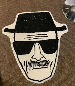 Official Breaking Bad Poptoy Heisenberg Walter White Rug Doormat Mat 80cmx84cm