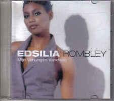 Edsilia Rombley-Mijn Verlangen Vandaag Promo cd single