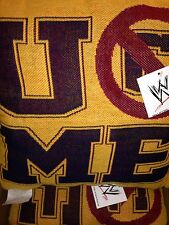 SALE John Cena You Can't See Me Throw Pillow Brand New Set of 2 WWE WWF