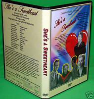 SHE'S A SWEETHEART - DVD - Jane Frazee, Larry Parks