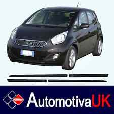 KIA Venga 5D Rubbing Strips / Side Door Protection Mouldings Body Kit