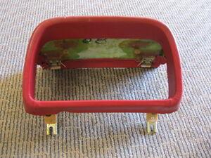 Ferrari 512 TR Instrument Housing (red)  # 63079301