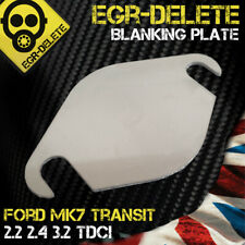 EGR blanking plate  Land Rover Puma FORD MK7 Transit 2.2 2.4 tdci Citroen relay