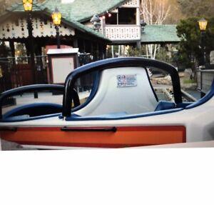 DISNEYLAND Matterhorn Bobsleds FANTASYLAND  vehicle  sign  vintage prop RARE!!