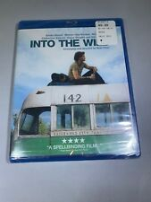 INTO THE WILD New Sealed Blu-ray