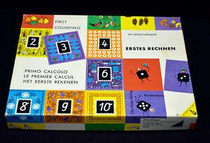 Erstes Rechnen Ravensburger Verlag alt 15.006 Spiel Lernen