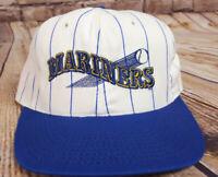Vtg STARTER Seattle Mariners Snapback Hat Cap Ken Griffey Jr USA Made