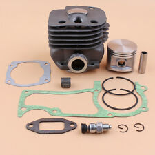 Nikasil Cylinder Piston Kit For Husqvarna 365 371K 372 XP 50MM Saw Gaskets Valve