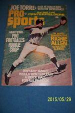 1971 Pro Sports NEW YORK Yankees HORACE CLARK Any YANKEE WOULD RUN A BRICK WALL