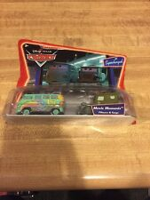 Disney Pixar Cars Supercharged Movie Moments Fillmore & Sarge 2 Pack NEW