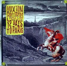 Huxton Creepers - 12 Days To Paris LP VG+ 6027-1-B Vinyl 1986 1st Alt Rock