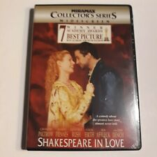 Shakespeare in Love (Dvd, 1999, Collectors Series, Romance) New & Sealed