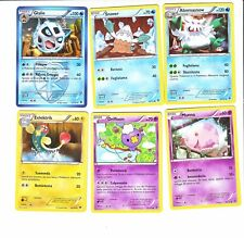 "CARTE POKEMON - ""NERO E BIANCO ESPLOSIONE PLASMA"" - LOTTO 2"
