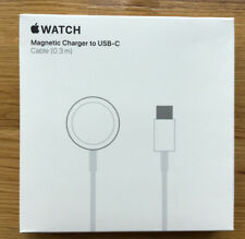 Genuine APPLE Watch Magnetic Charger to USB-C Cable - 0.3m 38mm 40mm 42mm 44mm