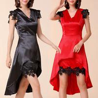 Women Ladies Cocktail Bridesmaid Formal Party Dress AU Size 10 12 14 16 18 #5699