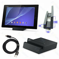 DK39 MAGNETIC CHARGING CRADLE DOCK CHARGER FOR SONY XPERIA Z2 SGP521 551 TABLET