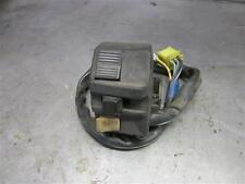 1989 - 2007 Suzuki GS500E Left Hand Control Switch Choke Turn Signal Horn Switch
