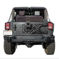 Smittybilt Pivot Heavy Duty Oversize Tire Carrier JK 07-18 FOR Jeep wrangler