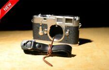 leica  cinta tracolla strap belt fuji leica sony nikon canon mirror less italy