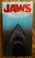 Jaws Anniversary Collector's Edition VHS 2-Tape Set