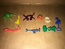 VINTAGE REAL GHOSTBUSTERS WEAPONS + GHOSTS KENNER ACTION FIGURE ACCESSORY
