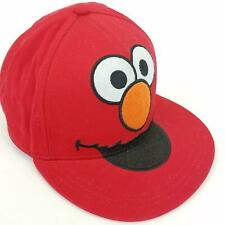 Elmo Sesame Street Snapback Hat 2012 Big Bird Grover Baseball