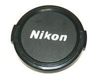 Nikon Genuine Original 58mm Nikkor Front Lens Cap F/S ag-4