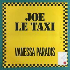 Vanessa Paradis - Joe Le Taxi - Polydor POSP-902 Ex+ Condition