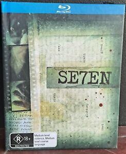 Seven on Bluray