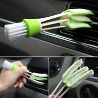 Home Office Car SUV Air Outlet Vent Dashboard Dust Cleaner Cleaning Brush Tool