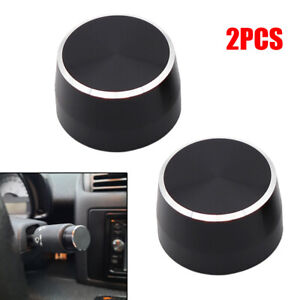 2Pcs For Benz Smart Fortwo W450 451 1998-2014 Dial Lamp Switch Gear Cap Cover