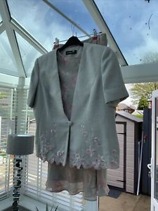 jacques vert mother of the bride size 20 Excellent Condition