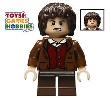 *NEW* LEGO Frodo Baggins Minifigure Minifig HOBBIT LOTR 79006 Council of Elrond