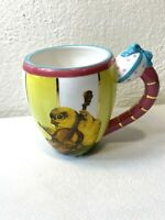 Department 56 Easter Cup Coffee Mug Egg Chick Playing Instrument Multicolor