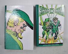 Green Lantern Arrow Colletion HC Slipcase DC 2000 NM Signed Neal Adams