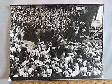 1935 Italian Celebration Giglio Harlem St. Paolino Nola Italy Photo