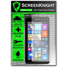 Screenknight Nokia Lumia 535 Front Screen Protector invisibile SCUDO MILITARE