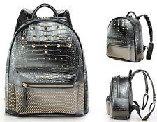 "Damen Bagpack Backpack Damentasche Rucksack Lederrucksack Nieten ""Tamiami"""