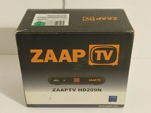 ZAAPTV HD209 IPTV Media Player BRAND NEW IN BOX - OLDER MODEL -