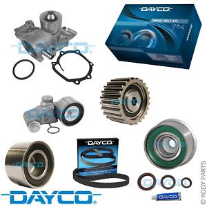 Dayco Timing Belt Kit & Water Pump - for Subaru Impreza 2.0L & 2.5L EJ20 EJ25