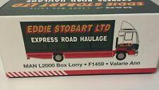 EDDIE STOBART Atlas Man L2000 Box Van Valerie Ann F1459