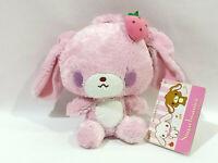 "MWT Sugarbunnies Strawberryusa Plush Toy Stuffed Doll Taito Sanrio 2007 Japan 7"""